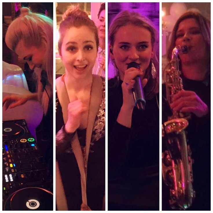 Gig pics: DJ Kit-T, Eva van der Donk, Danique Kos and Susanne Alt at Restaurant & Kookstudio van Dijk, what a party! Read more:  susannealt.com/weblog/gig-pic… #DDD #party #dj #sax #vocals #percussion #housemusic #disco #Dance