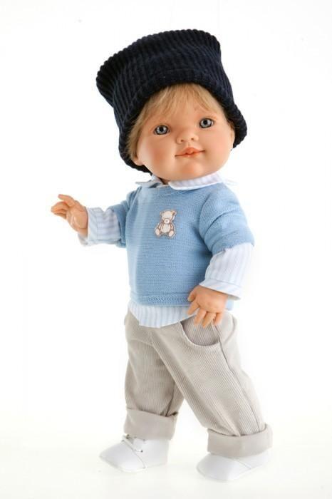 Кукла Пакито (Antonio Juans Munecas,2243B)