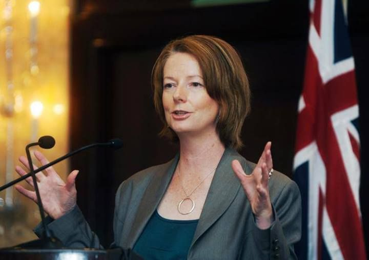 Julia Eileen Gillard (born 29 September 1961) is a former Australian politician who served as the 27th Prime Minister of Australia from 2010 to 2013, as leader of the Australian Labor Party.