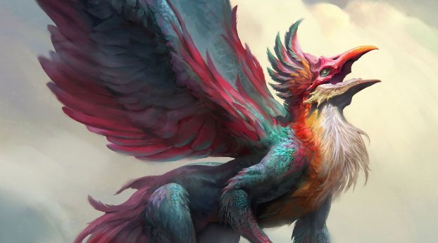 Griffin Artwork Wallpaper Hd Artist 4k Wallpapers Images Photos And Background Fantasy Creatures Fantasy Monster Creature Concept Art