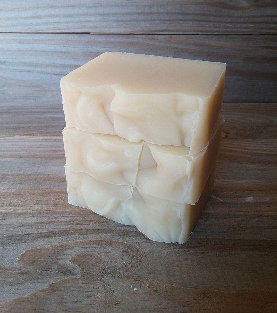 Shea Butter  Argan Shampoo Bar  Handcrafted All Natural