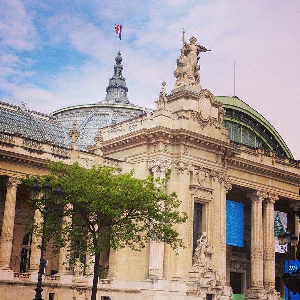 Grand Palais à Paris, Île-de-France