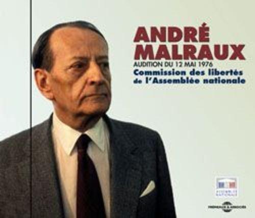 Audition du 12 Mai 1976: Commission des Libertes de L'Assemblee Nationale [CD]