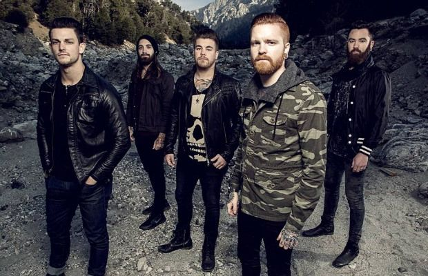 Memphis May Fire Memphis May Fire 'Unconditional' Artwork, Track Listing