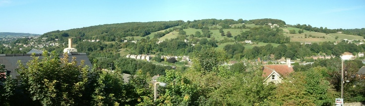 Views from Ambrose Cottage - Stroud