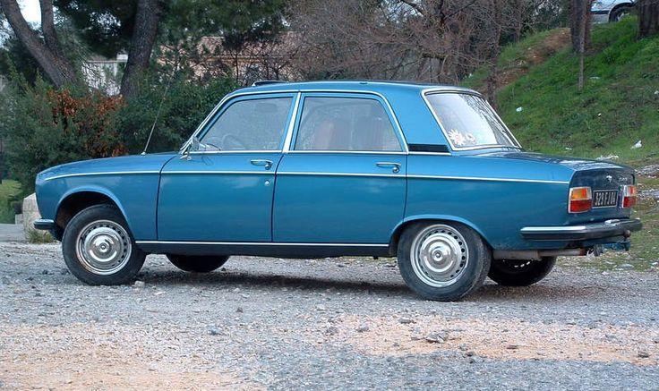 Peugeot 304 profil