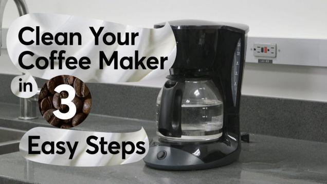 Best Coffee Maker Cleaner : Best 25+ Clean coffee makers ideas on Pinterest Descale keurig, Keurig cleaning and How to ...