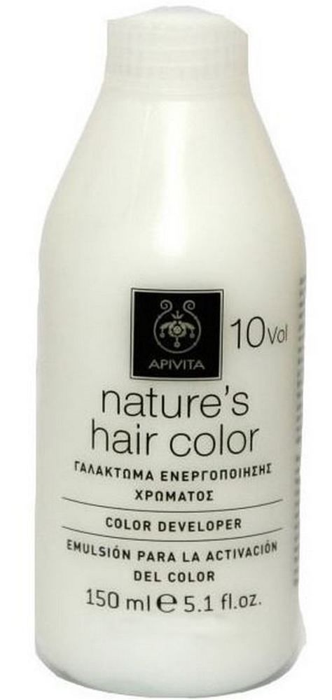 Apivita Nature's Hair Color Developer (for Apivita Nature's Professional) 150ml
