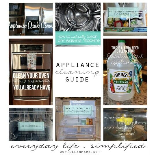 Appliance Cleaning Guide http://www.cleanmama.net/2014/11/clean-mama-guide-cleaning-appliances.html ****************************************************** www.HamiltonsCarpetCare.com  Call 301-371-7800   Text 240-674-0021   #carpetcleaning #carpetcleaners #rugcleaning #professionalcarpetcleaners #petstainremoval #stainremovalFrederick #StainRemovalmontgomerycounty #frederickcounty #gaithersburg #maryland #floodrestoration #Frederickwaterrestoration #snowremoval #FrederickOdorremoval…