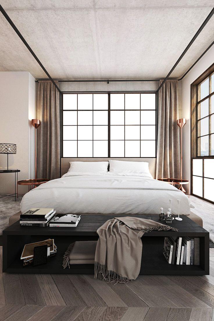 10 Best Ideas About Modern Lofts On Pinterest