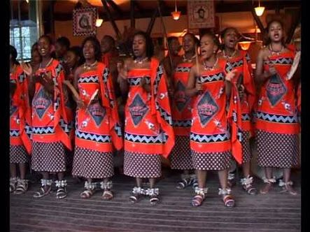 Swazi weddings