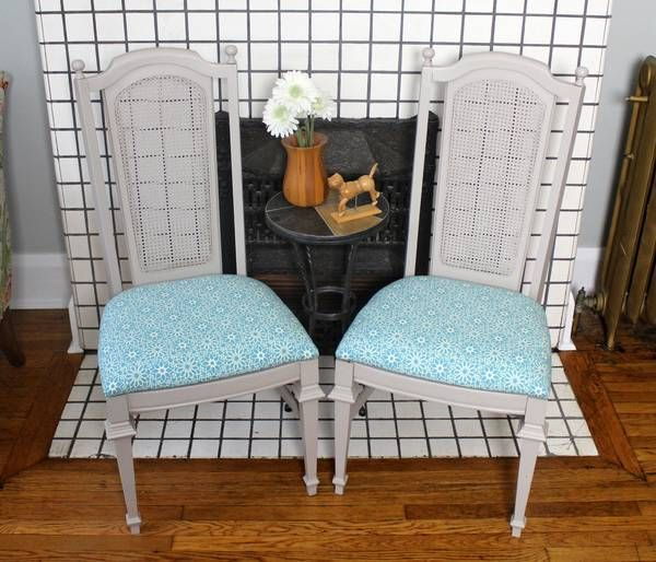 69 best Refurbished Chairs images on Pinterest | Refurbished chairs ...