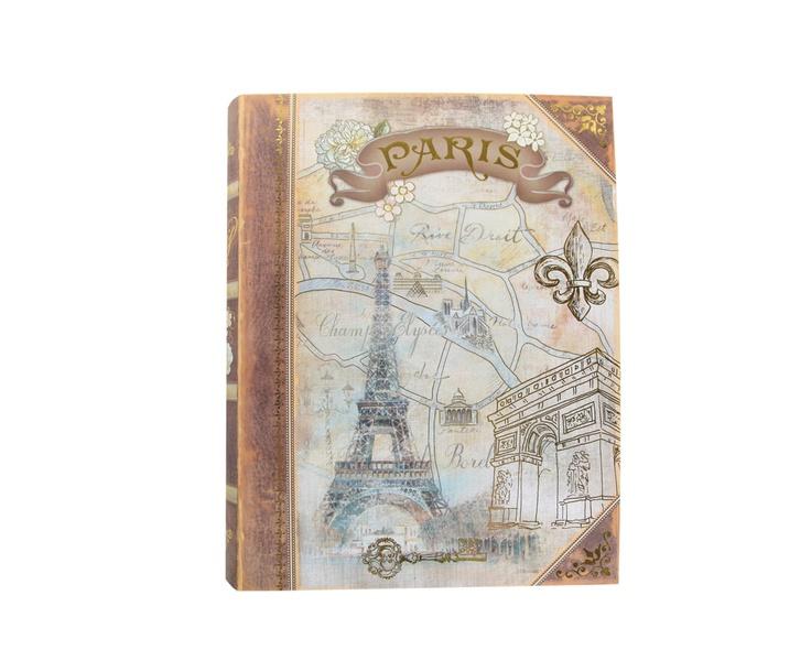 Коробка Карта Парижа   Westwing Интерьер & Дизайн