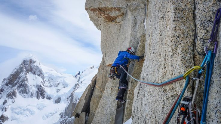 Mountain Climbing Andes Latin American Adrenalin Travel