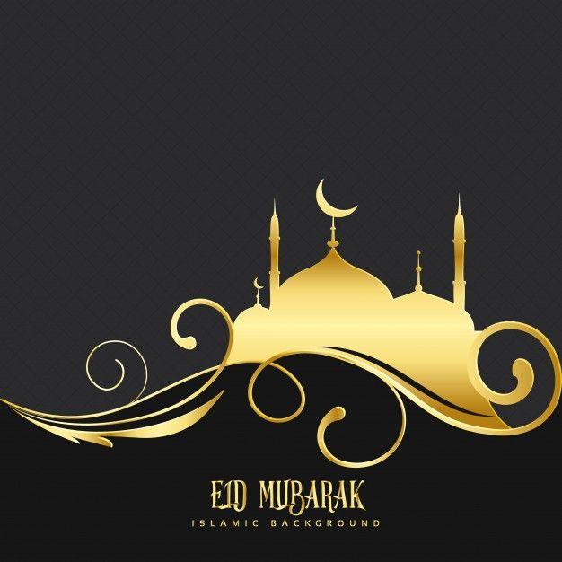 Download Black And Golden Design For Eid Mubarak For Free Eid Mubarak Hd Images Eid Mubarak Wishes Eid Mubarak
