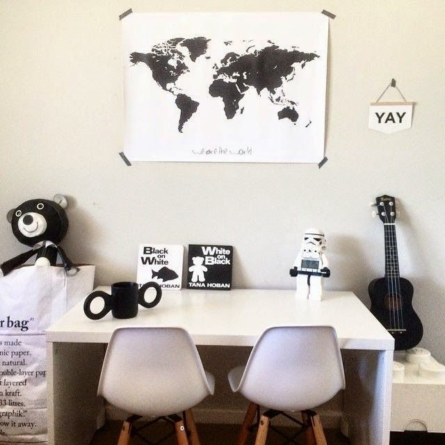 / the boo and the boy: kids' rooms on instagram