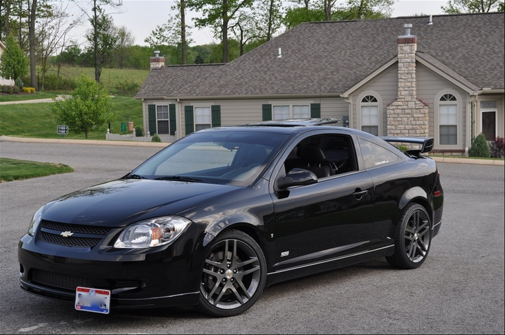 Chevy Cobalt SS looks pretty nice..