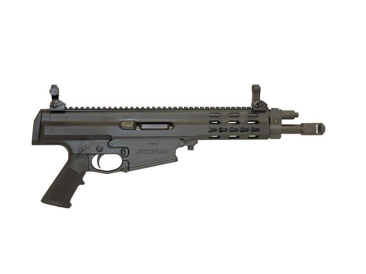 "Wolverine Supplies - Online Gun Store | Product Details | Robinson Armament XCR-M Micro .308 Win. 9.5"" Heavy Barrel Key-Mod Black"