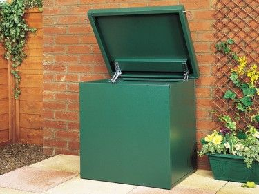 Mail Box For Ups And Fedex X Home Delivery Parcel Large Solid Metal Floor