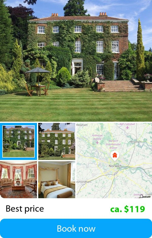 The Old Rectory (Norwich, United Kingdom) – Book this hotel at the cheapest price on sefibo.