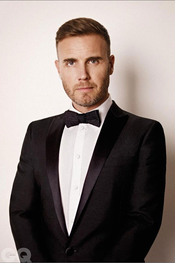 Outstanding Achievement: Gary Barlow - GQ.COM (UK)