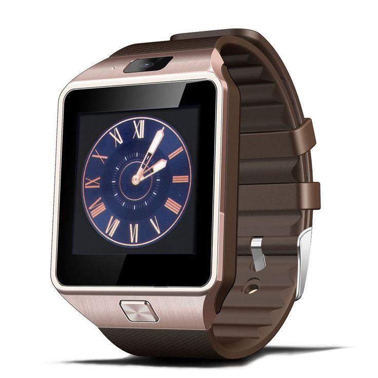 Smartwatch DZ09 mit SIM karte TF inteligente smartwatch relogio tragen Bluetooth für ios android telefon Erwachsene Uhr Mit Kamera //Price: $US $26.01 & FREE Shipping //     #meinesmartuhrende