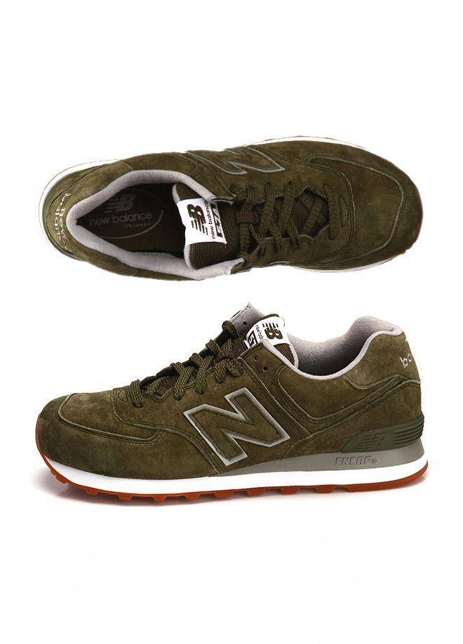 New Balance ML574GS Erkek Spor Ayakkabı Fiyatı - 95461103931498