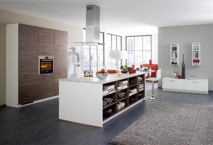 die besten 25 dunkle holzk chen ideen auf pinterest dunkle k chen sch ne k che und schr nke. Black Bedroom Furniture Sets. Home Design Ideas