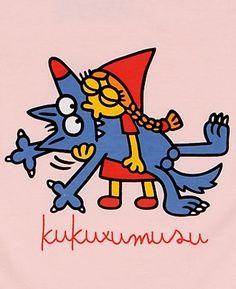 """Todo empezo en Pamplona , con un dubujo del encierro en sanfermin de 1989. Las creaciones de Miguel Urmeneta y su equipo han conseguido arrancar sonrisas en miles de personas de todo el mundo .Kukuxumusu singifica """"Beso de Pulga """" eso es parte del atractivo de esta manare diferente de hacer dibujos..."""