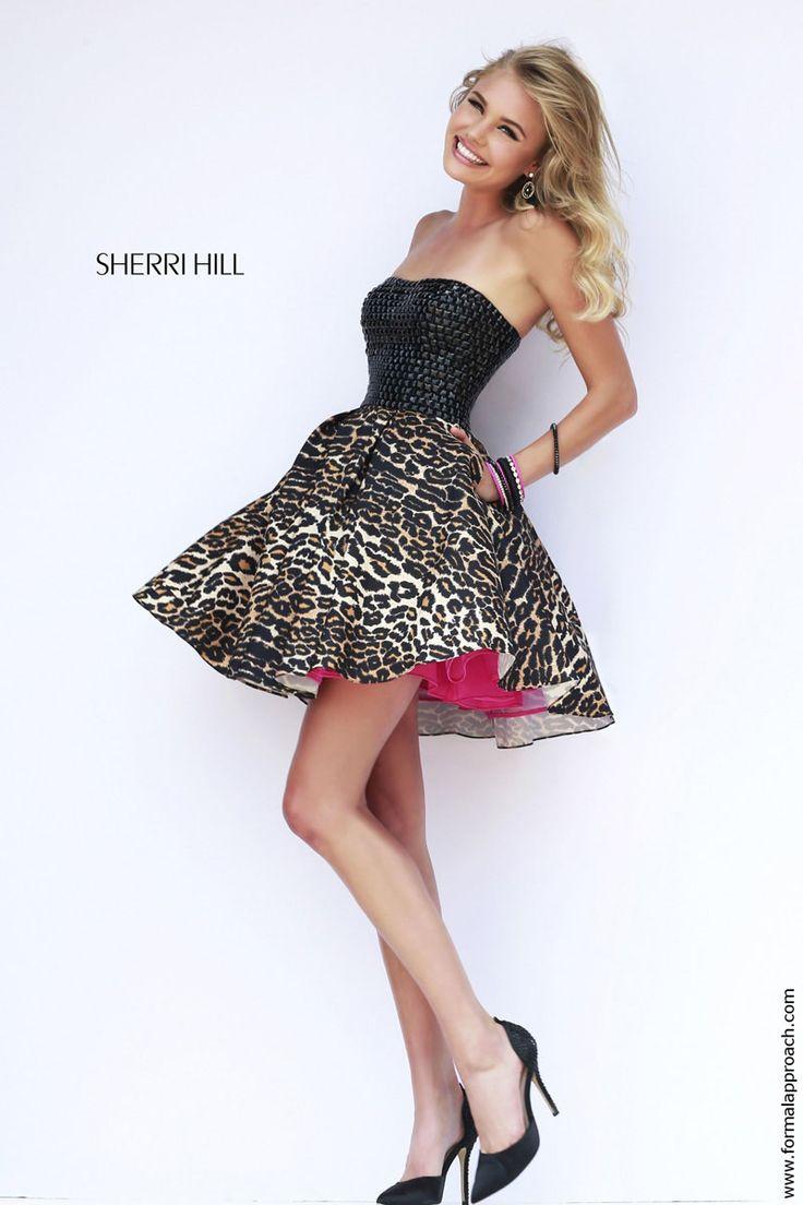 303 besten Sherri Hill Bilder auf Pinterest   Abendkleid ...