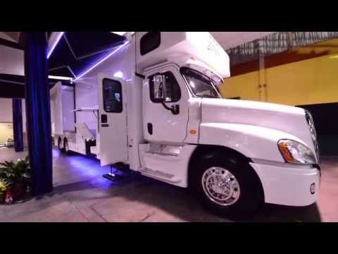 Full Tour ~ 2015 Haulmark Motorcoach 4503BH Super C RV~ Our Best In Show - YouTube