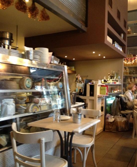 Σέμπρικο - Ποιοτικό ελληνικό εστιατόριο/μπακάλικο στη Θεσσαλονίκη
