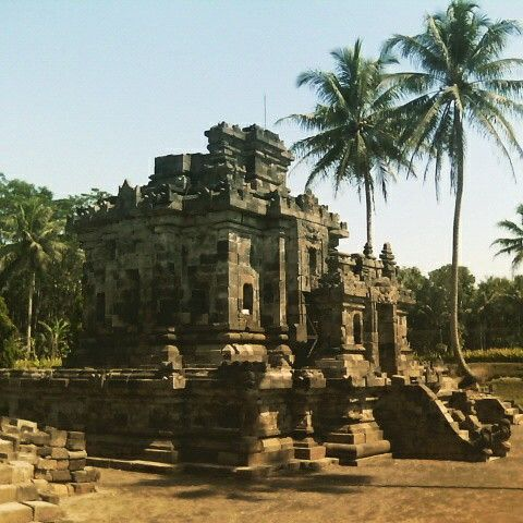 Ngawen Temple..a small Budhist temple on Magelang Regency