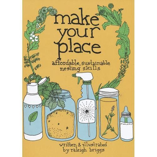 make your own cleaning products book