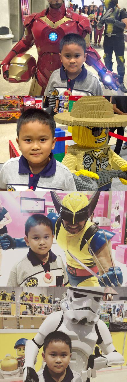 Comic Con Jskarta