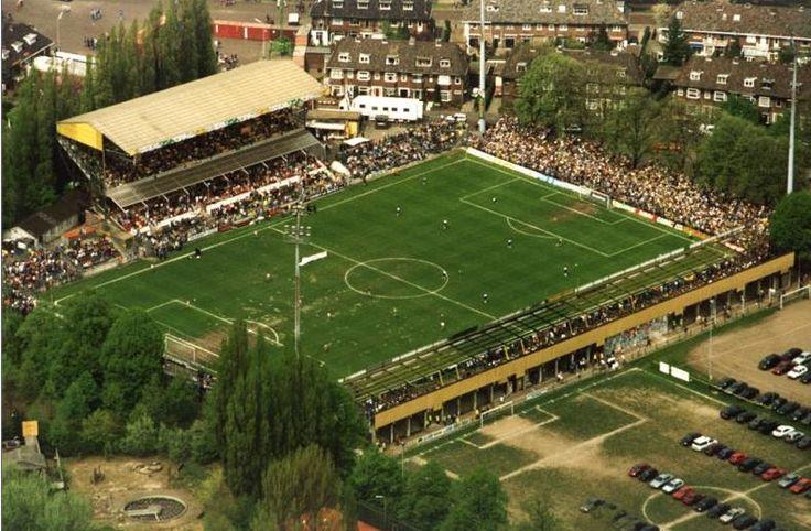 NAC stadion Breda 1990's