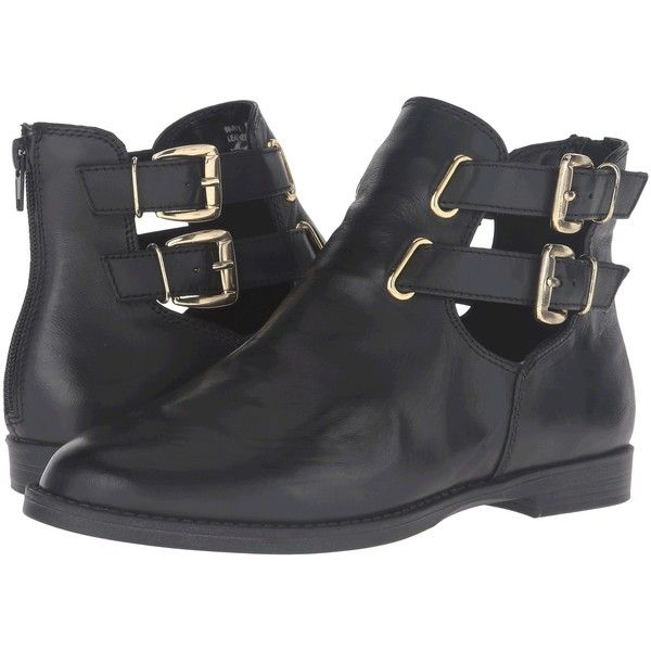 Bella-Vita Ramona (Black) Women's Boots ($55) ❤ liked on Polyvore