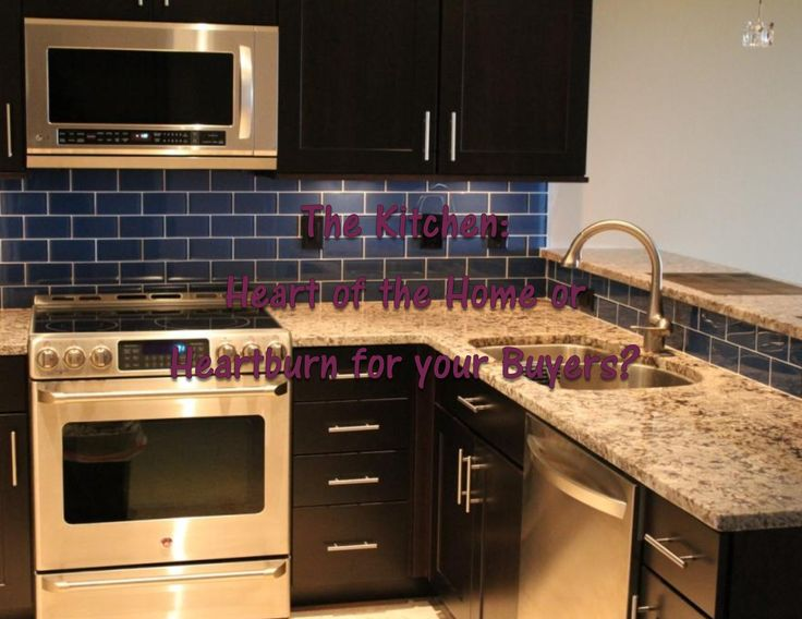 What will buyers see when they walk in your kitchen?