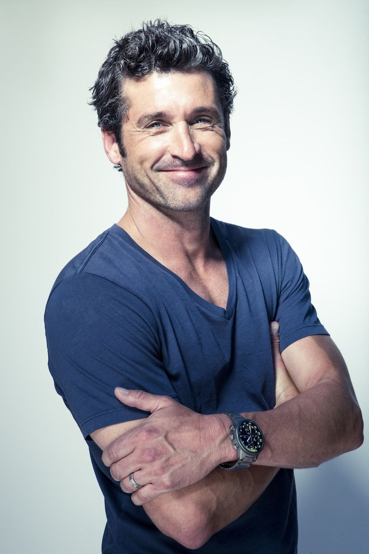 patrick dempsey | Michael Muller photographs Patrick Dempsey for the cover of New York ...