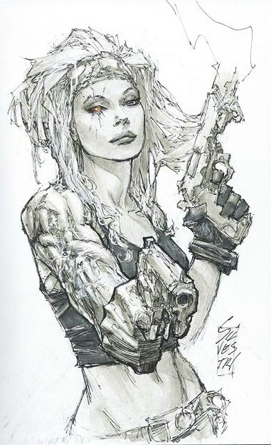 Ballistic Character Design Pdf : Best images about inks on pinterest comic art john