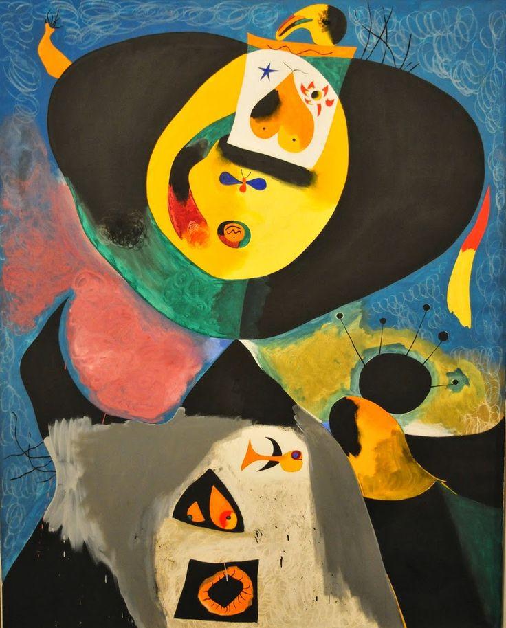 Iné Učenie: Výtvarné umenie pre deti - Miró a Pollock