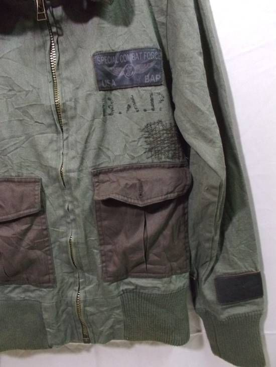 Japanese BAP Bonds Peace SS11 Revolutionary Distressed Military Jacket Size m - Denim Jackets for Sale - Grailed