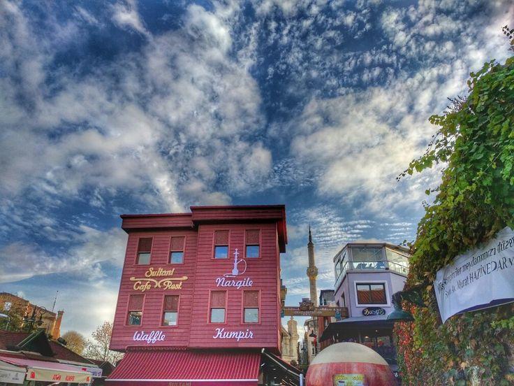 Ortaköy Beşiktaş İstanbul Türkiye
