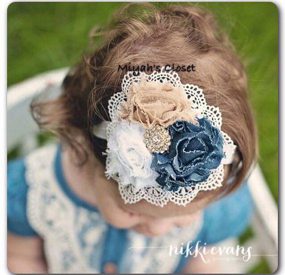 Hey, I found this really awesome Etsy listing at https://www.etsy.com/listing/191459112/denim-headband-cowgirl-chic-headband