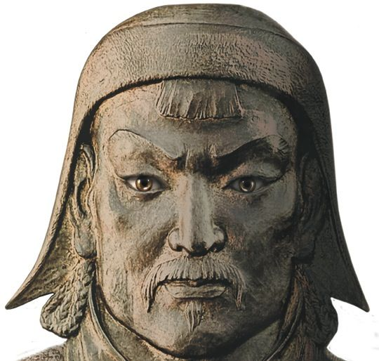 """I am the punishment of God...If you had not committed great sins, God would not have sent a punishment like me upon you"" - Genghis Khan"