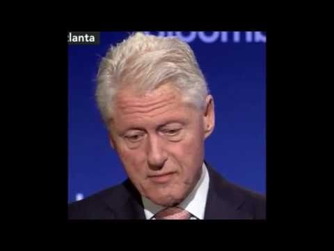 Bill Clinton Health 'Something's going on'