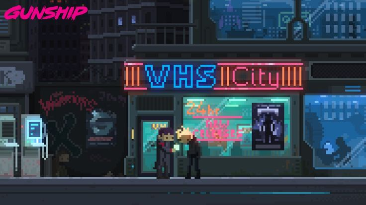 Sci-Fi :: cyberpunk :: kirokaze :: new :: artists :: pixel