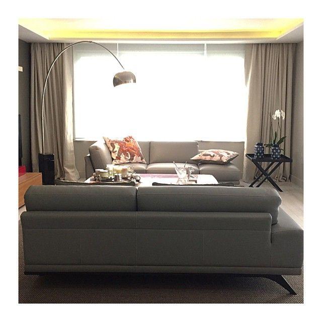 HG Residence Etiler , Istanbul Turkey. Living room by Gsc Design | Interiors | Atelier
