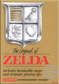 The Legend of Zelda (Gold) - NES Game Original Nintendo NES game cartridge only. All DK's classic used games are cleaned, tested, guaranteed to work and backed by a 120 day warranty. Features Zelda th