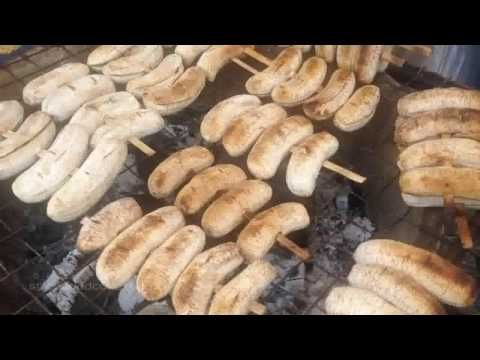 How To Food In My Village 2017,Cambodian Food Recipes in Poipet Town,#173 - YouTube